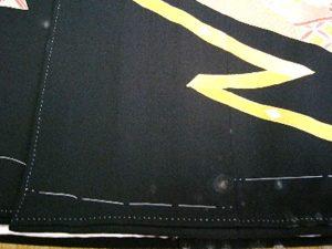 黒留袖 カビ